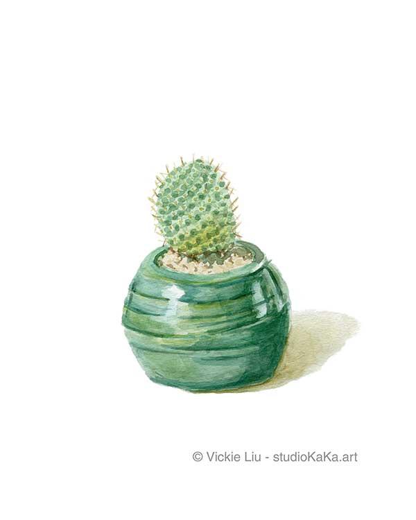 Cactus Wall Art