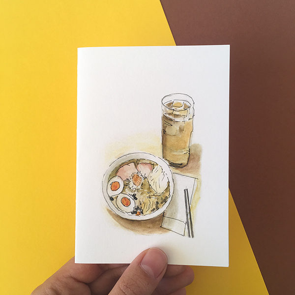 Ramen and Beer Card