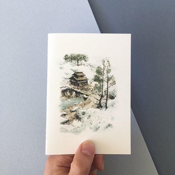Card Snowy River House