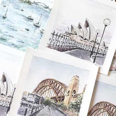 Prints-Sydney