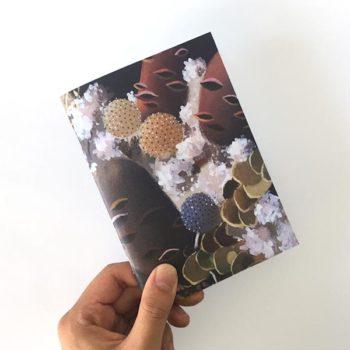 Floral Notebook Australian Gift