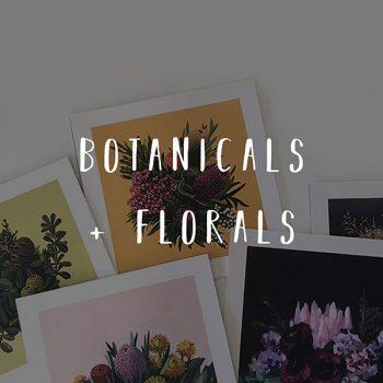 Botanicals & Florals