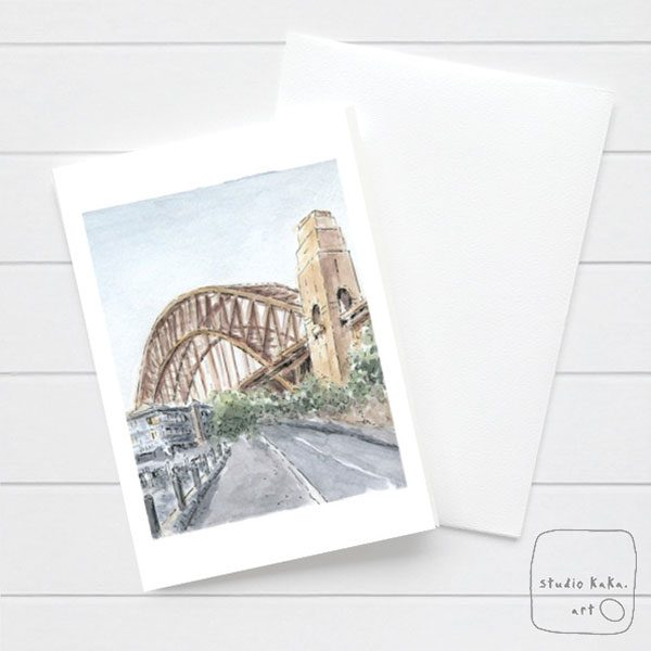Sydney Harbour Bridge Card