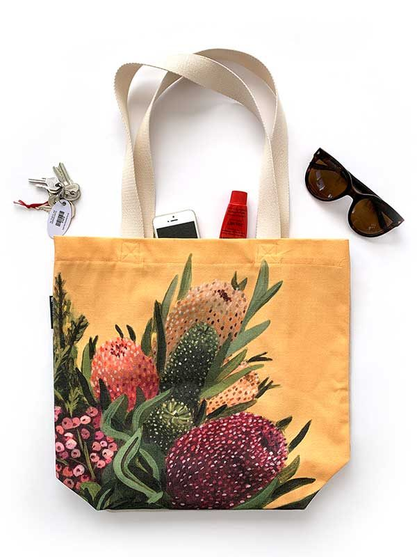 banksia canvas bag