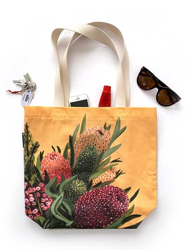banksia canvas bag