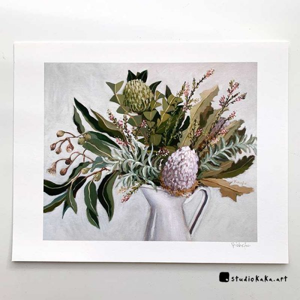 Wildflower Bouquet Artwork