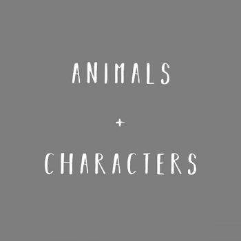 Animals & Characters (Sale)