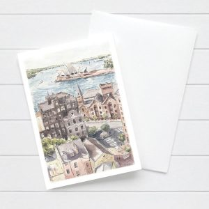 sydney the rocks card