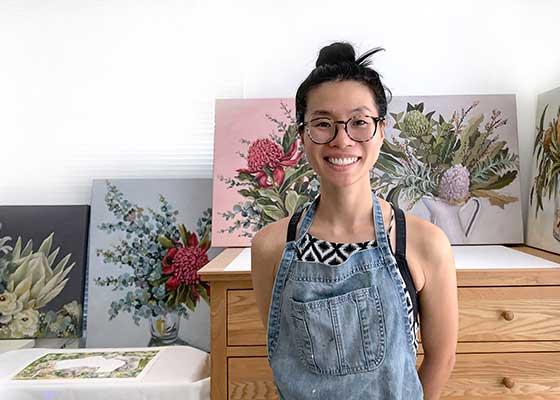 Studio KaKa Art by Vickie Liu
